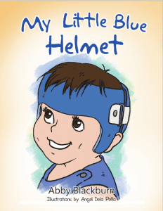 My Little Blue Helmet