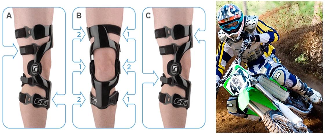 moto-knee-brace