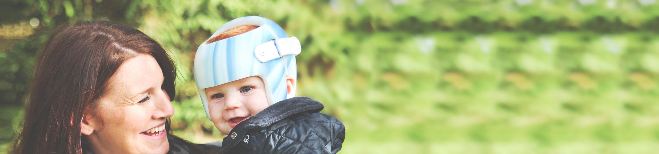 Plagiocephaly Helmets