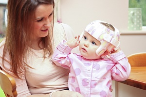 how to spot plagiocephaly