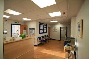 Plagiocephaly clinic