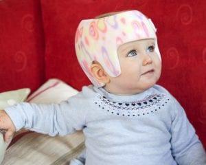 Plagiocephaly Helmet Comfort