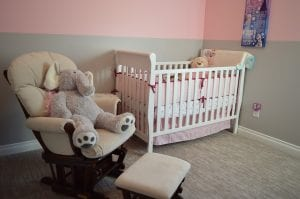 What crib for flat baby heads