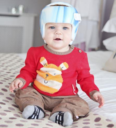 TiMband flat head helmets