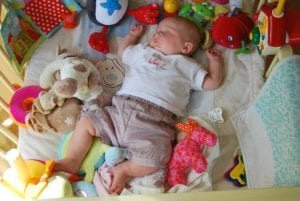 Back to sleep campaign led to plagiocephaly and brachycephaly in adults
