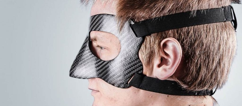 Save Face With Our New Protective Face Mask For Sports