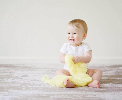 12 Ways of Encouraging Baby Development