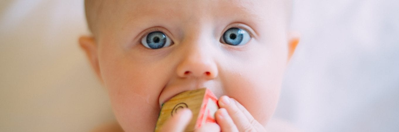 6 Ways to Help a Teething Baby