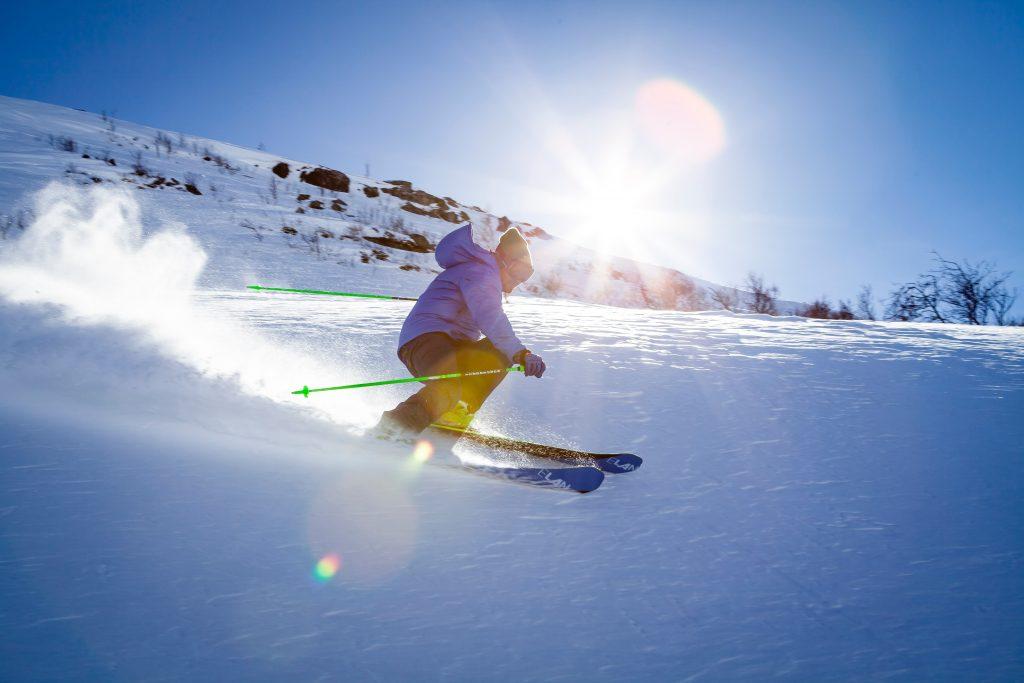 Ski Knee Brace